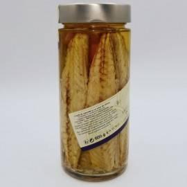 filetes de caballa en aceite de oliva Campisi Conserve - 7