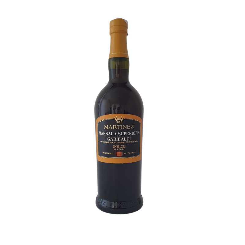 Marsala Superiore Garibaldi - Martinez Martinez Srl - 1