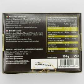 pistachio brittle 100 g I Dolci Sapori dell'Etna - 2