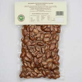 gesalzene geröstete Mandeln avola 250 g Tossani Srl - 2