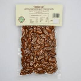 shelled avola almonds 250 g Tossani srl - 2