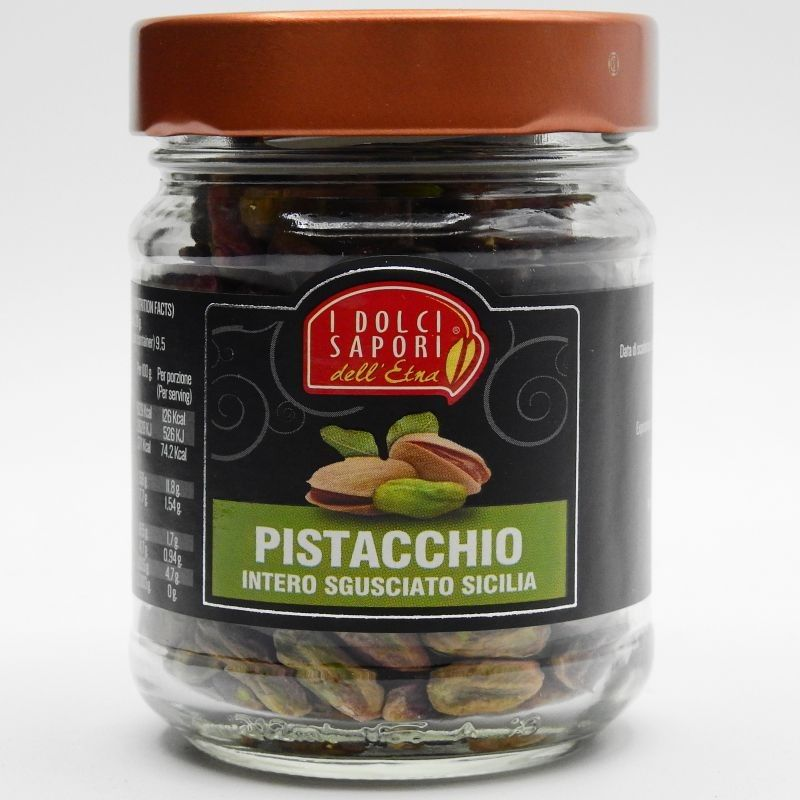 shell-less pistachio 100 g I Dolci Sapori dell'Etna - 1