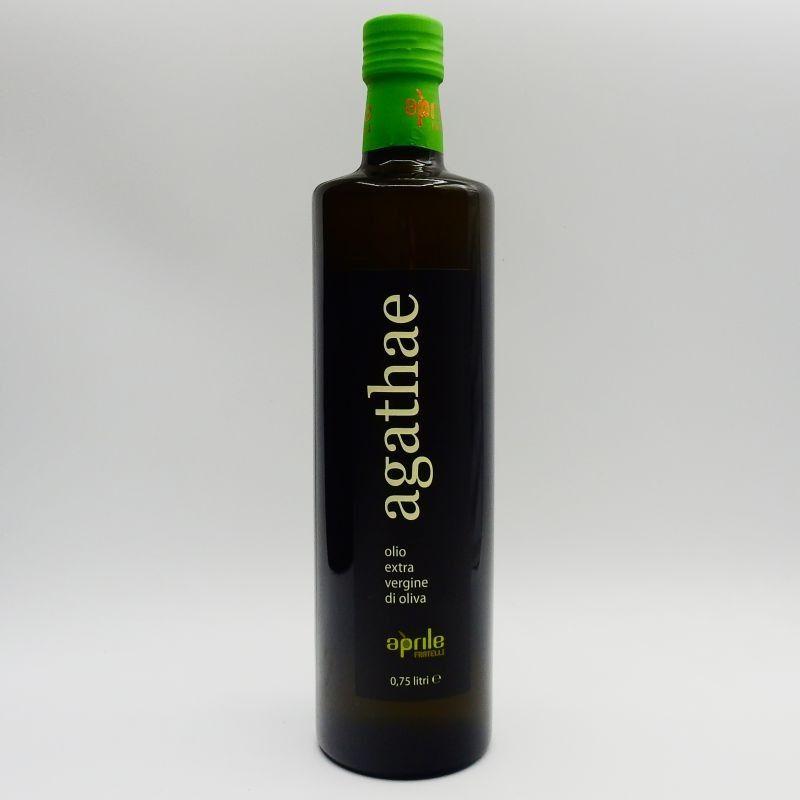 agathae huile d'olive extra vierge - l'huile de la F.lli Aprile 75cl - 1