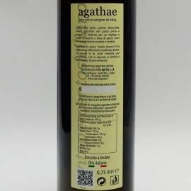 agathae d'huile d'olive extra vierge - l'huile de la F.lli Aprile 75cl - 2