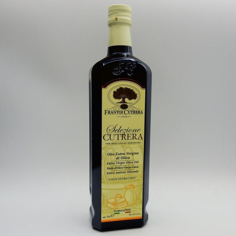 Cutrera-Auswahl - natives Olivenöl extra 75 cl Frantoi Cutrera - 1