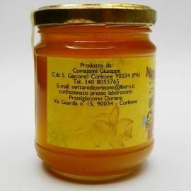 corleone sicula abeja negra zagara miel 250 g Comajanni Giuseppe - 2