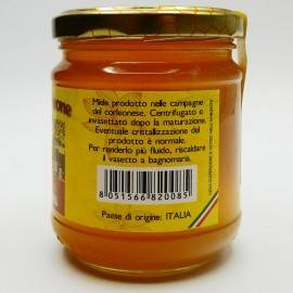 schwarze Biene zagara Honig corleone sicula 250 g Comajanni Giuseppe - 3
