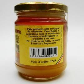 czarna pszczoła millefiori miód corleone sicula 250 g Comajanni Giuseppe - 2