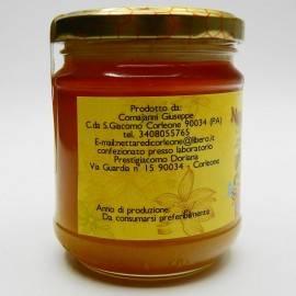 czarna pszczoła millefiori miód corleone sicula 250 g Comajanni Giuseppe - 3