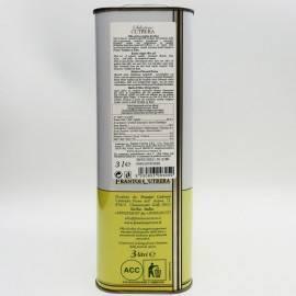 selección de cutrera - lata de aceite de oliva virgen extra 3 lt Frantoi Cutrera - 3