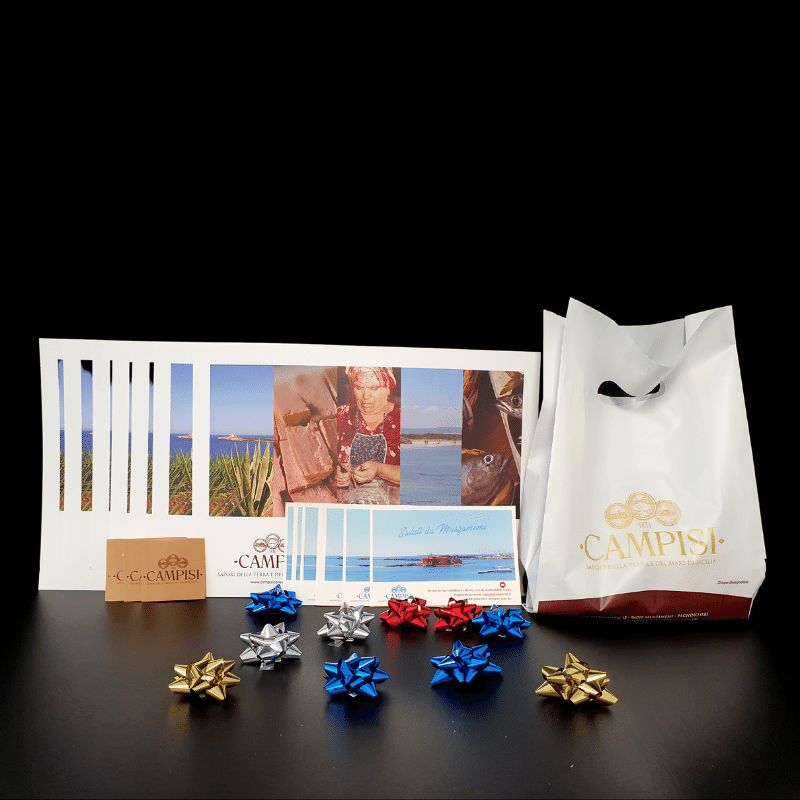 kit per confezione regalo Campisi Conserve - 2