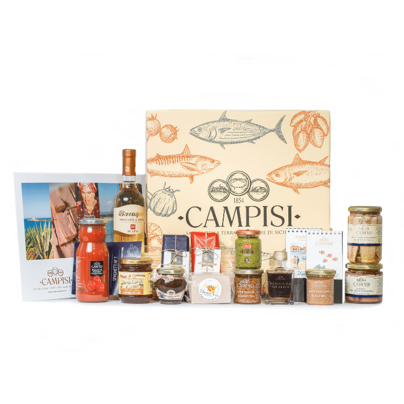 カンピシ ゴールドセレクション 1 Campisi Conserve - 1