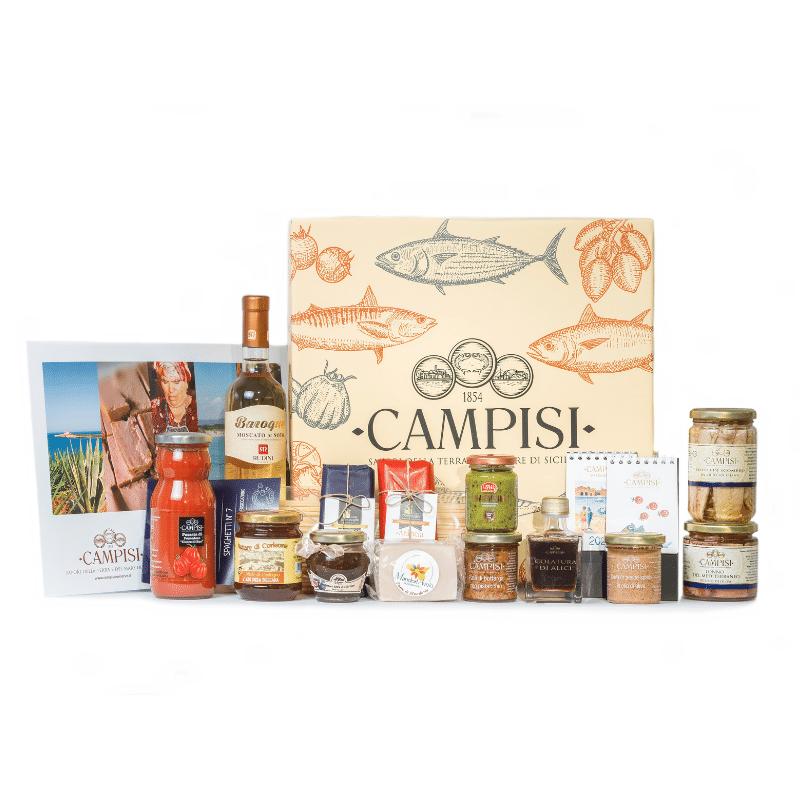 Selección De Oro Campisi 1 Campisi Conserve - 1