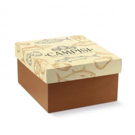 Small Gold Selection Box Campisi Conserve - 1