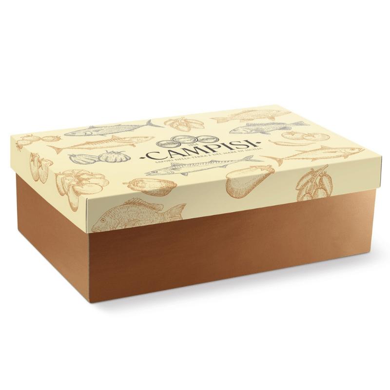 Big Campisi Gold Selection Box Campisi Conserve - 1