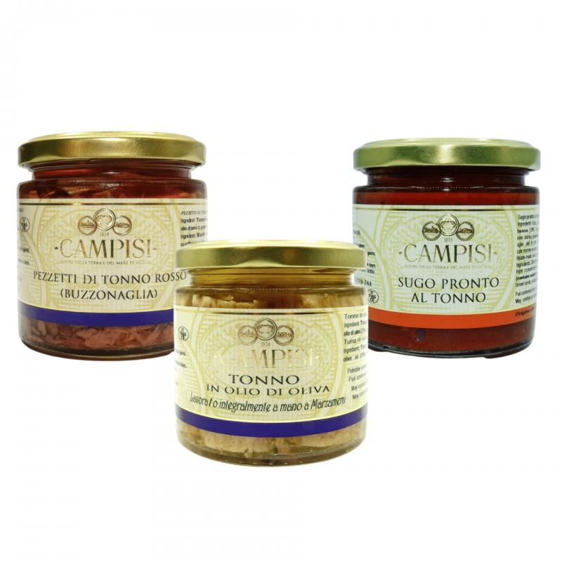 Atún Delicias Combo Campisi Conserve - 1