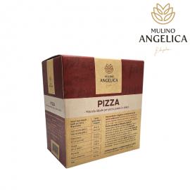 Ancient Sicilian Grains Pizza Flour 1kg Mulino Angelica - 2