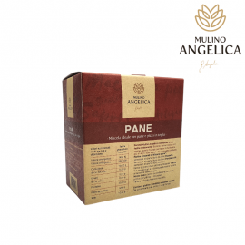 Sizilianische sizilianische Getreide Brot Mehl 1kg Mulino Angelica - 2