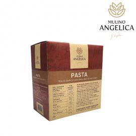Farinha de Massa Grani Siciliana 1kg Mulino Angelica - 2