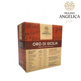 セモラト・オロ・ディ・シチーリア 1kg Mulino Angelica - 2