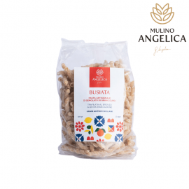 Massa De Trigo Durum Semola - Busiata 500g Mulino Angelica - 1