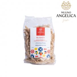 Pasta de sémola de trigo duro - Busiata 500g Mulino Angelica - 1