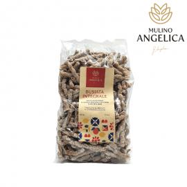 Whole Wheat Busiata Pasta Mulino Angelica - 1