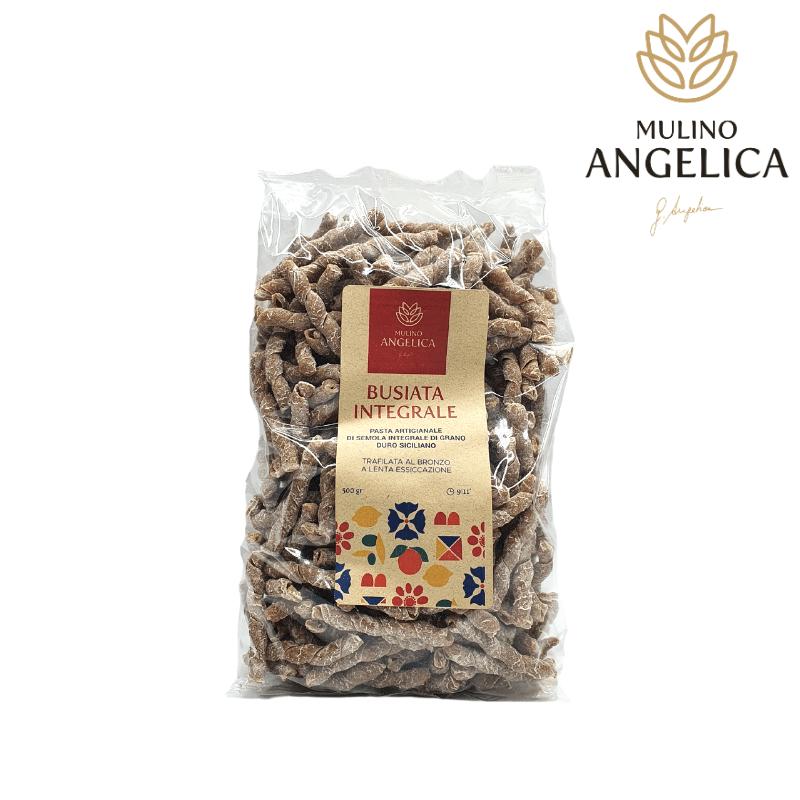 Pasta Integrale Timilia - Busiata Mulino Angelica - 1