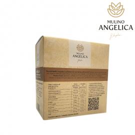 Sicilian Whole Wheat Flour Rusello Type 1kg Mulino Angelica - 2