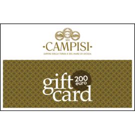 подарочная карта 200 евро Campisi Conserve - 1