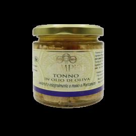 thon à l'huile d'olive Campisi Conserve - 1