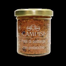 botargo and pistachio pate Campisi Conserve - 1