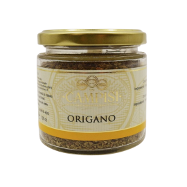 orégano pote 30g Campisi Conserve - 1