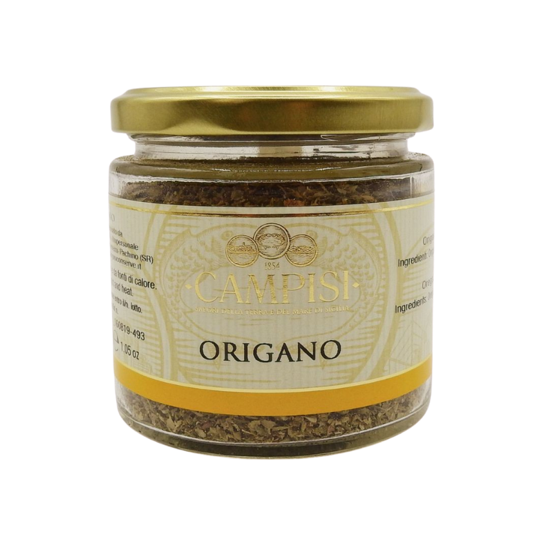 garnek oregano 30g Campisi Conserve - 1