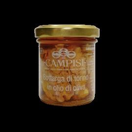 bottarga de thon à l'huile d'olive 90 g Campisi Conserve - 1