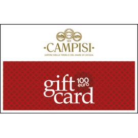подарочная карта 100 евро Campisi Conserve - 1
