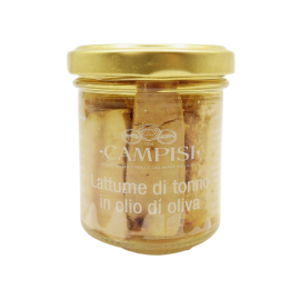 tuna lattume in olive oil 90 g Campisi Conserve - 1