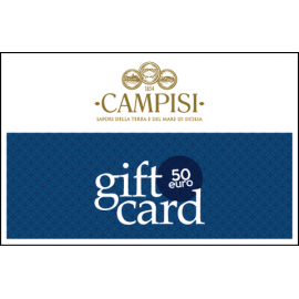 подарочная карта 50 евро Campisi Conserve - 1