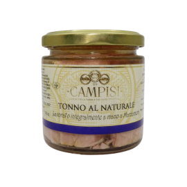 tuńczyka naturalnego 220 g Campisi Conserve - 1