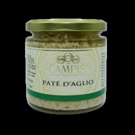 paté de ajo 220 g Campisi Conserve - 1