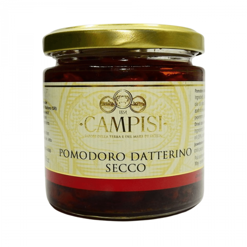 乾燥日トマト220g Campisi Conserve - 1