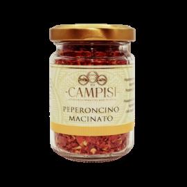 gemahlener Chilitopf 50 g Campisi Conserve - 1