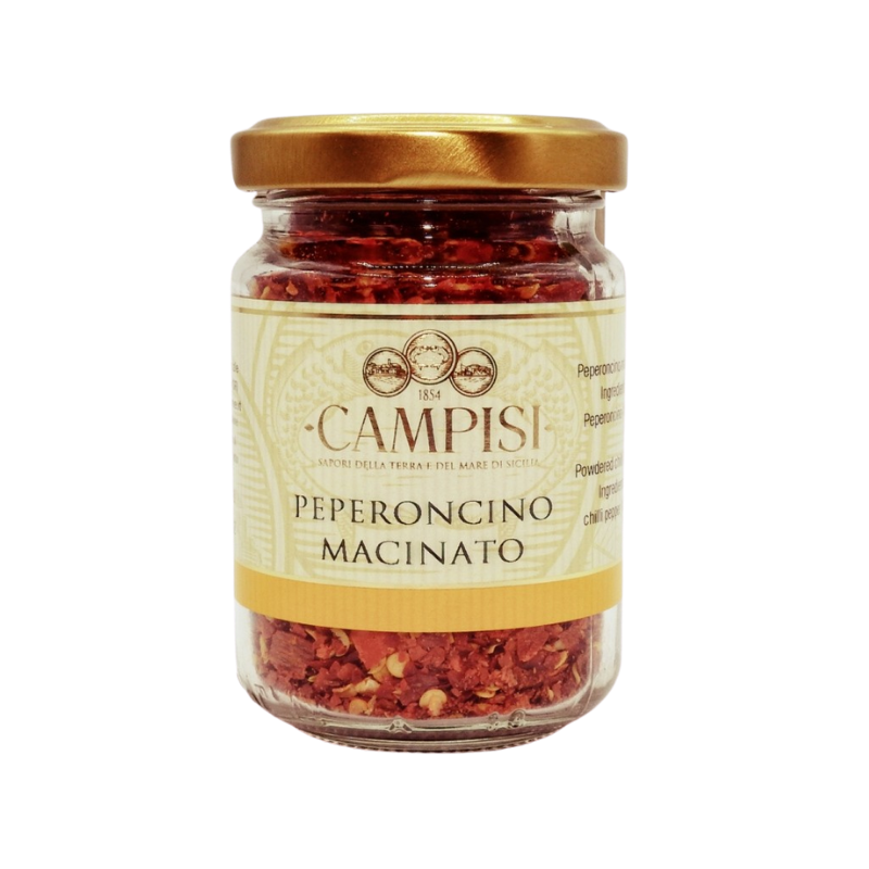 peperoncino macinato vaso 50 g Campisi Conserve - 1
