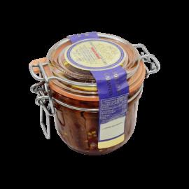 filetti di acciughe extra con peperoncino vaso erm. Campisi Conserve - 1