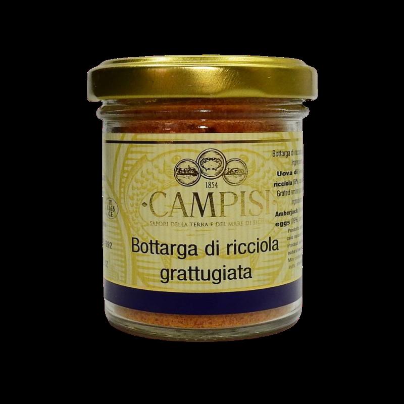 bottarga di ricciola gratt. g 50 Campisi Conserve - 1