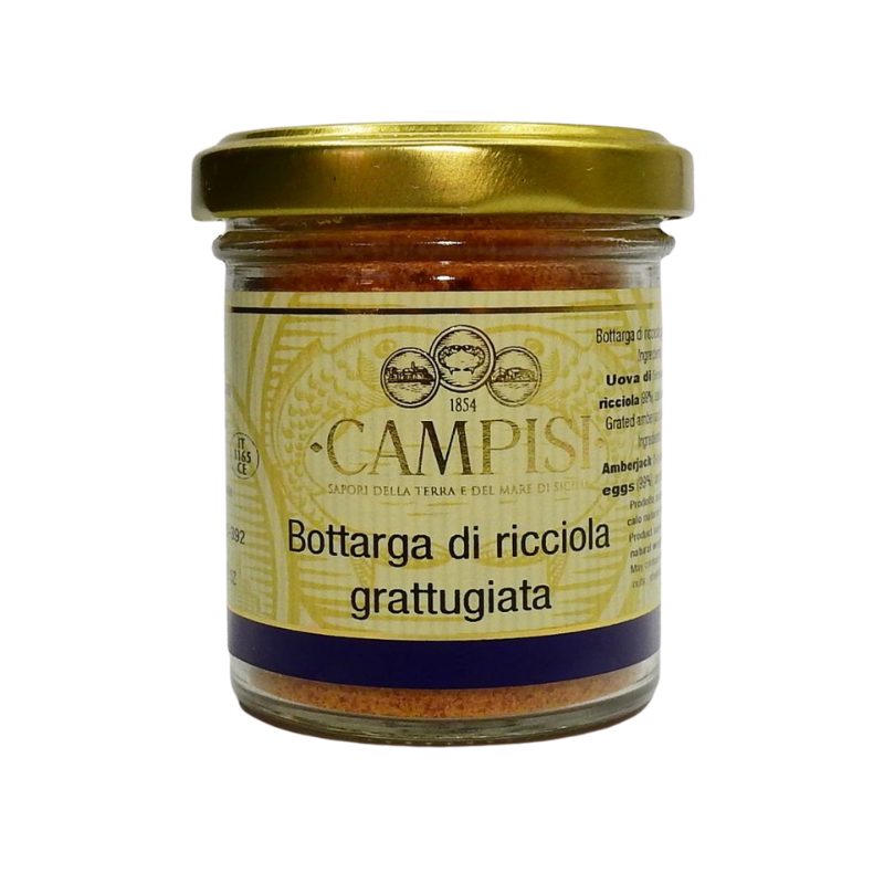 grated amberjack botargo 50 g Campisi Conserve - 1