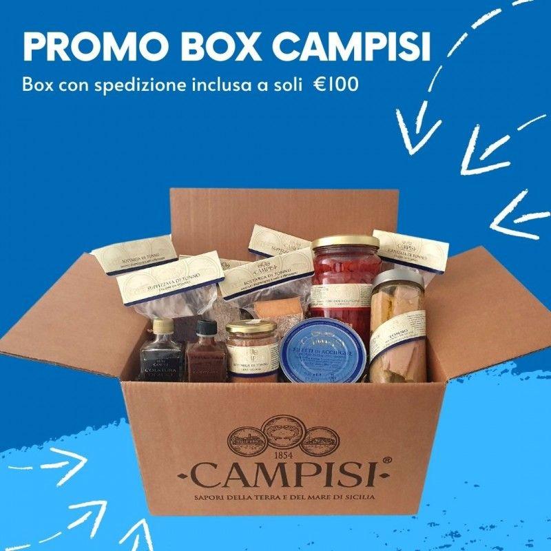 Caixa Promocional Campisi Campisi Conserve - 1