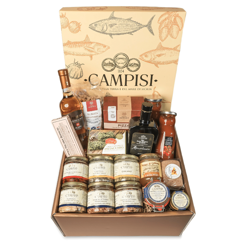 Boîte Elegance Campisi Conserve - 1