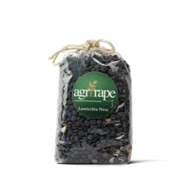 Черная чечевица 250г - Agrirape Agrirape - 1
