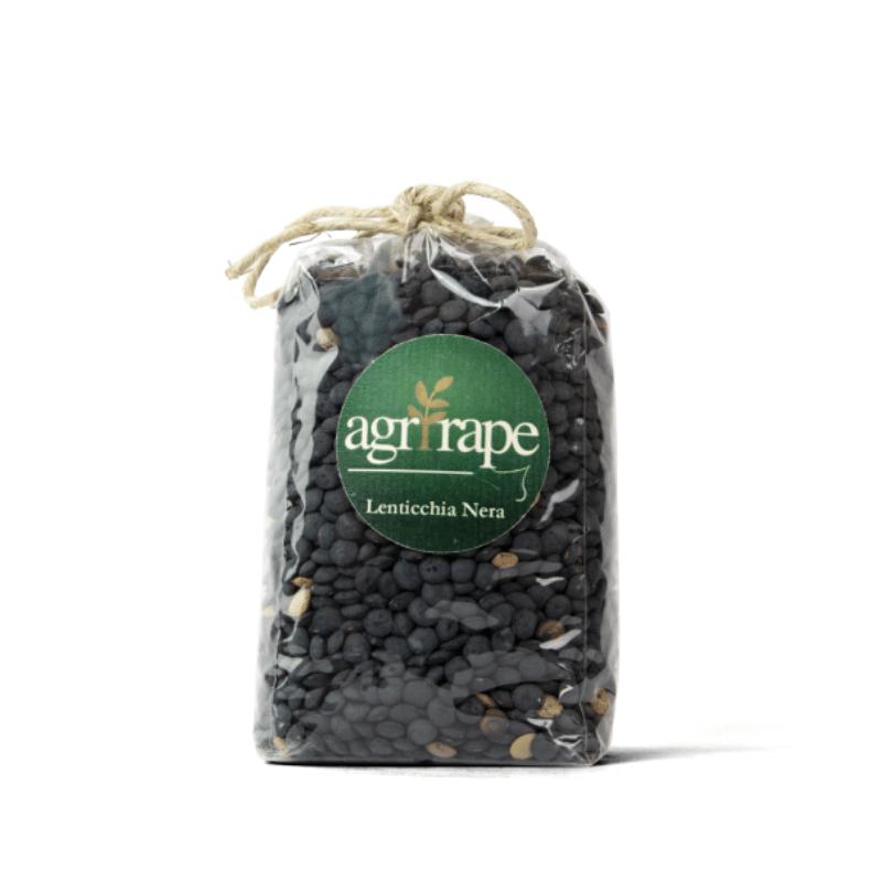 Soczewica czarna 250g - Agrirape Agrirape - 1
